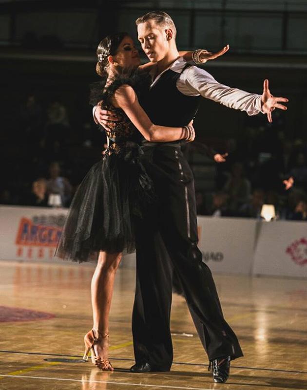 Tantsusport